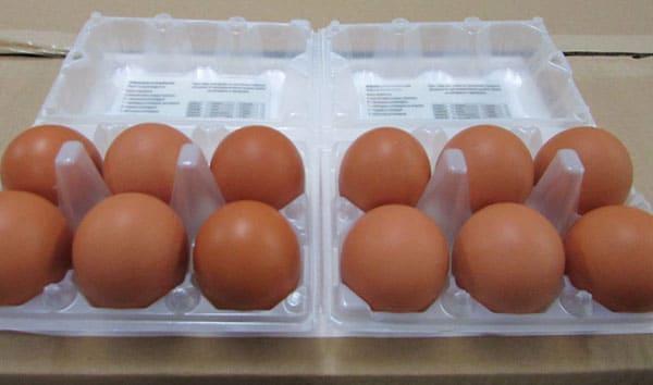 Яйца за консумация